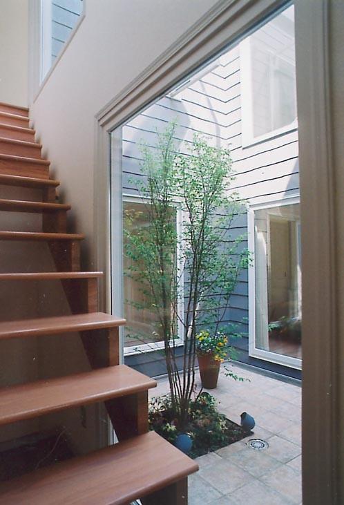 Kさんの家(柏市) 階段2