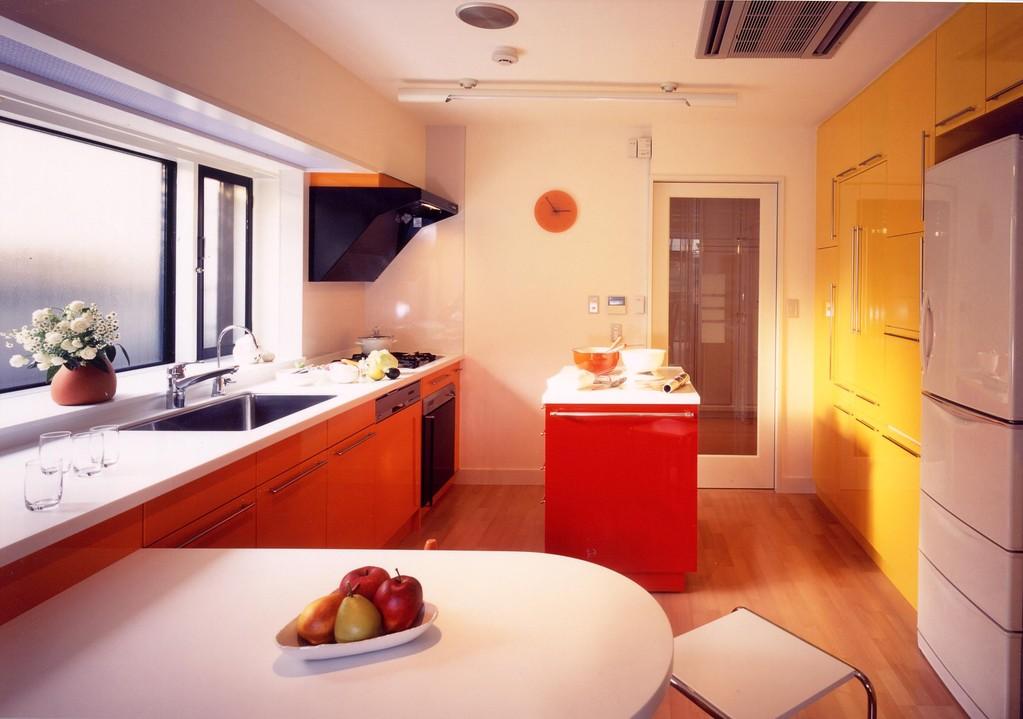 Tさんの家(世田谷区)キッチン 改装