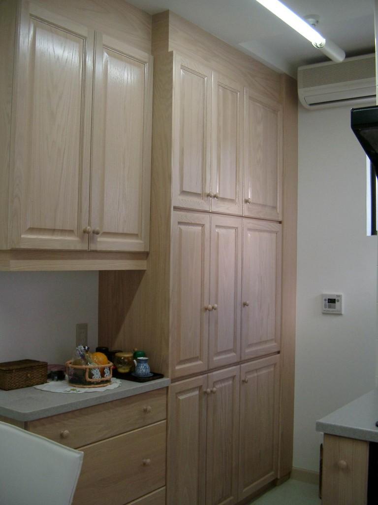Nさんの家(世田谷区)キッチン2 増改築