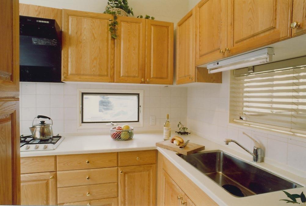 Fさんの家(麻生区)キッチン