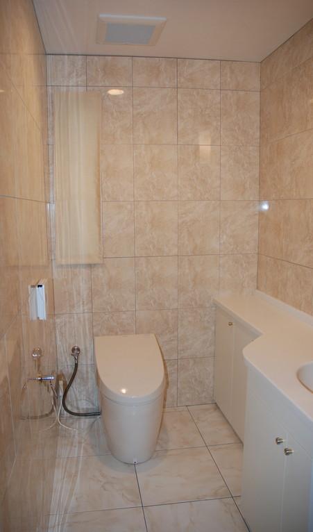 Hさんの家(墨田区) トイレ2
