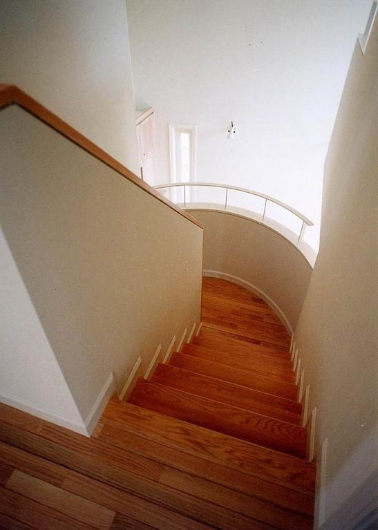 Uさんの家(横浜市) 階段