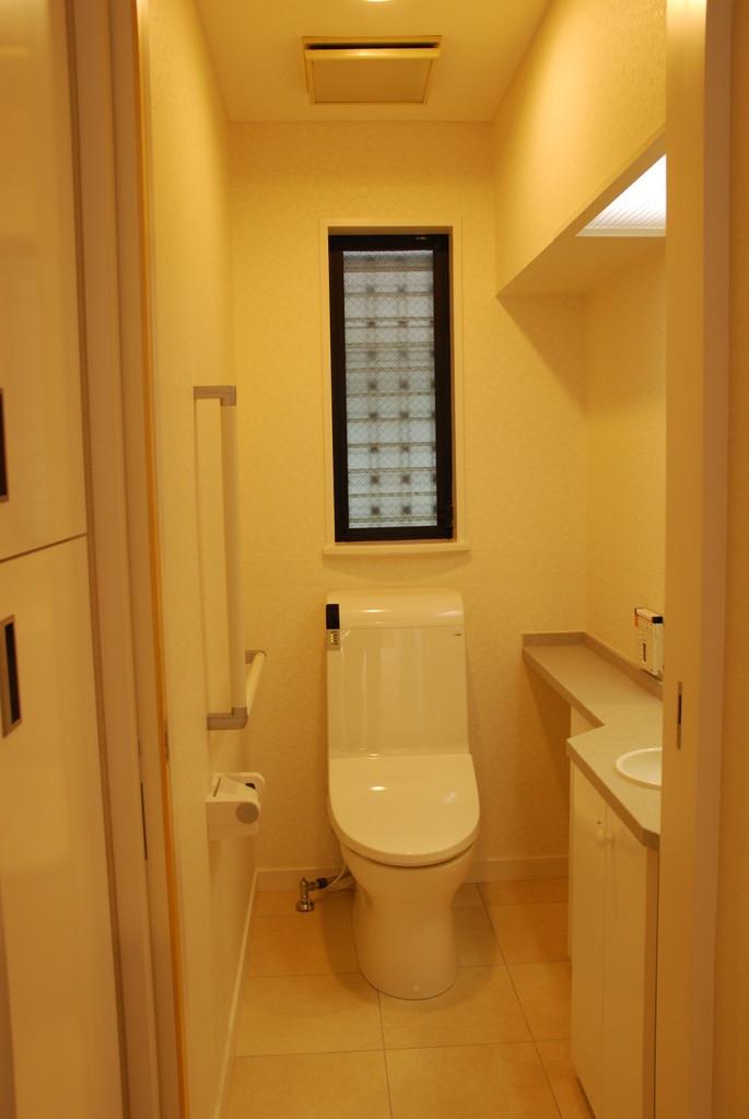 Hさんの家(墨田区) トイレ1