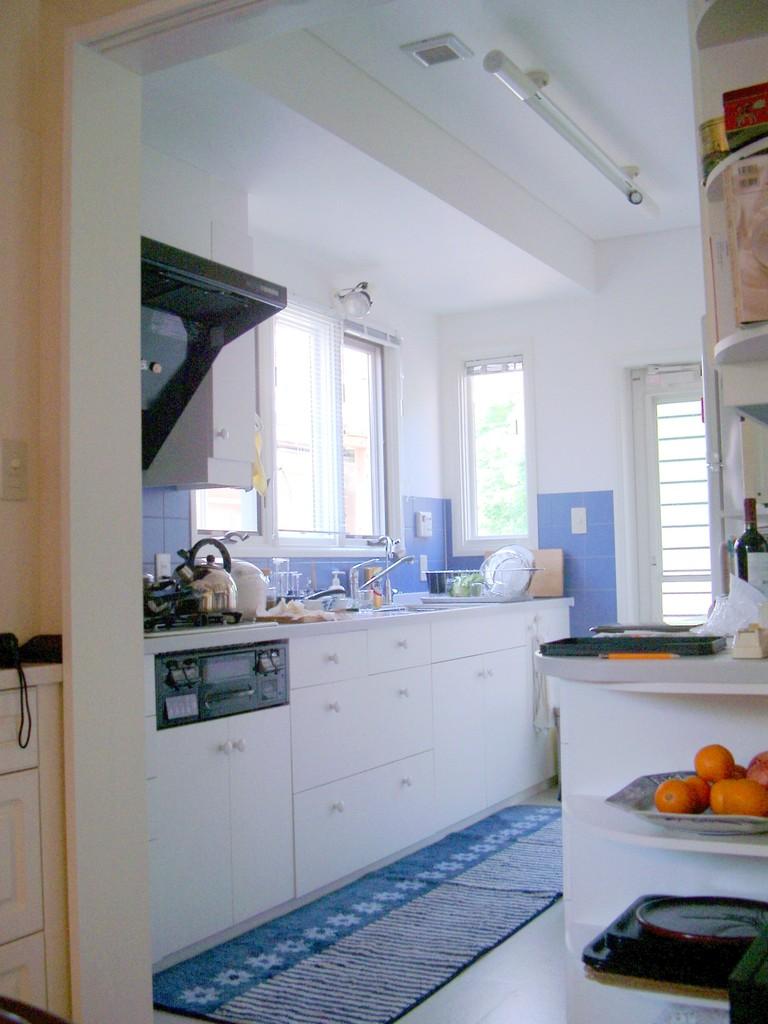 Hさんの家(市川市)キッチン1