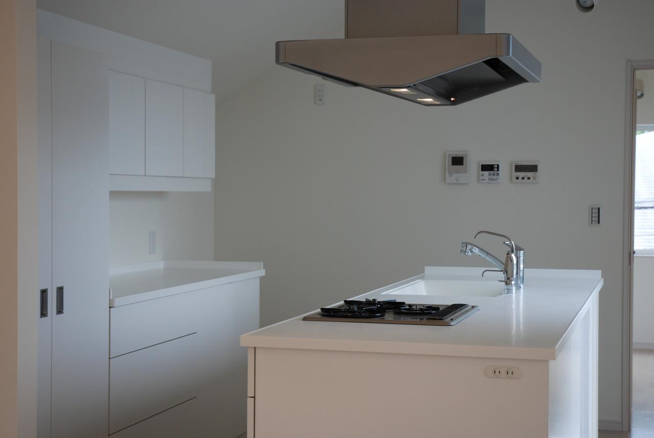 Mさんの家(町田市)キッチン2