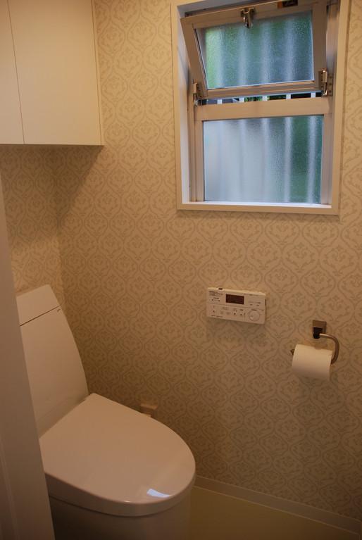 Mさんの家(八王子市) トイレ