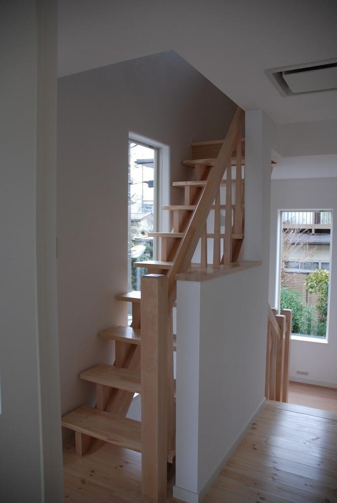 Aさんの家(船橋市) 階段