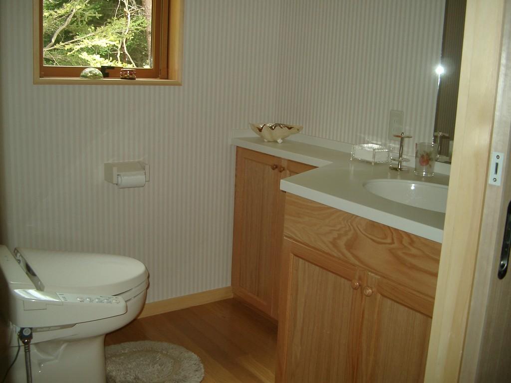 Mさんの家(軽井沢) トイレ