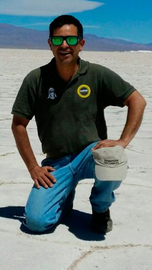 Edmundo Watkin - Manager y guía