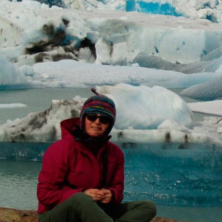 Marcia - Puerto Nathales y Torres del Paine, Chile