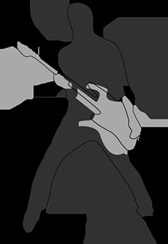 Rockgitarre lernen Augsburg