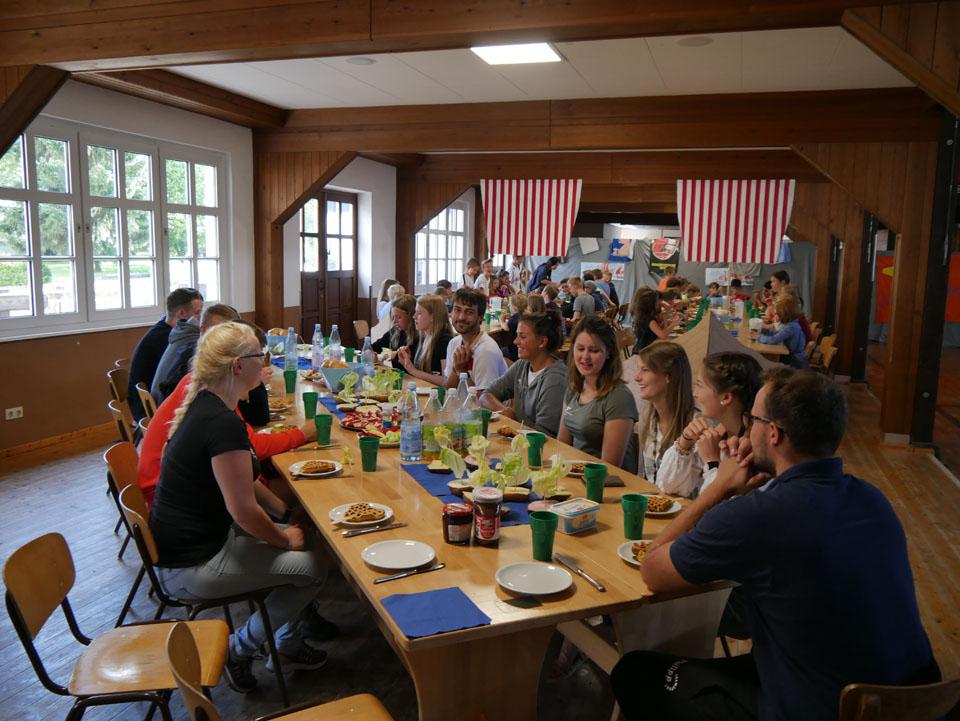 Die erste Mahlzeit im Wikingerreich
