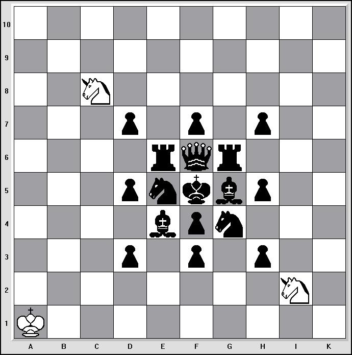 1. Weihnachtsrätsel: Schach und Matt dem Virus!