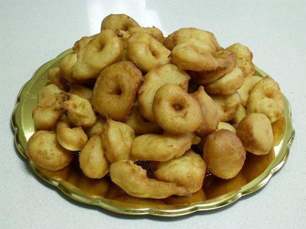 Buñuelos de patata