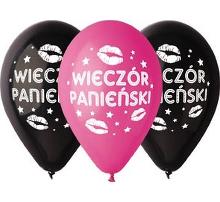Balon Wieczór Panieński 2 zł / szt lub 5 zł z helem