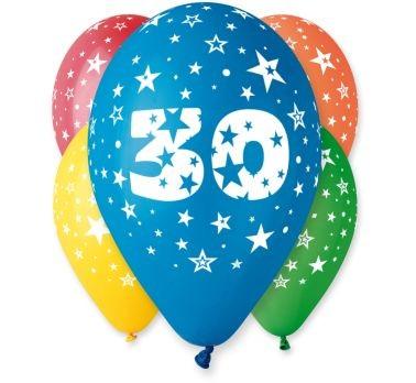 """balon """"30"""" 2 zł / szt lub 5 zł z helem"""