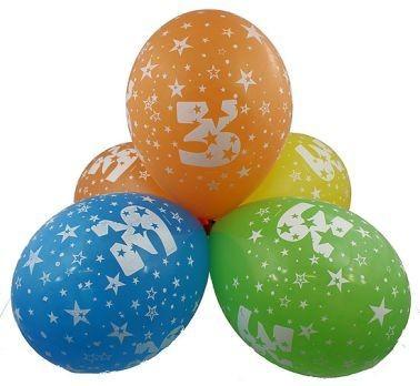 """balon """"3"""" 2 zł / szt lub 5 zł z helem"""