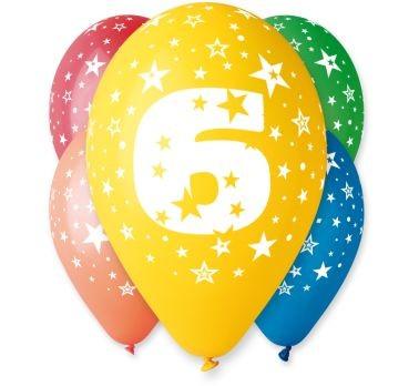 """balon """"6"""" 2 zł / szt lub 5 zł z helem"""