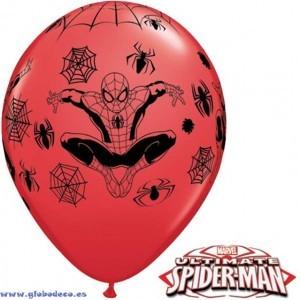 """Balon """"Spiderman"""" 2 zł / szt lub 5 zł z helem"""