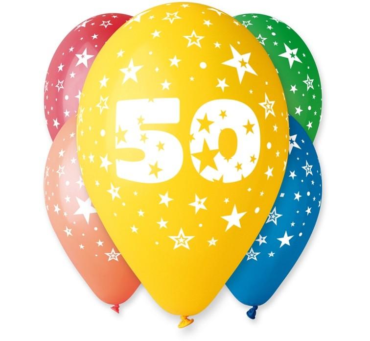 """balon """"50"""" 2 zł / szt lub 5 zł z helem"""