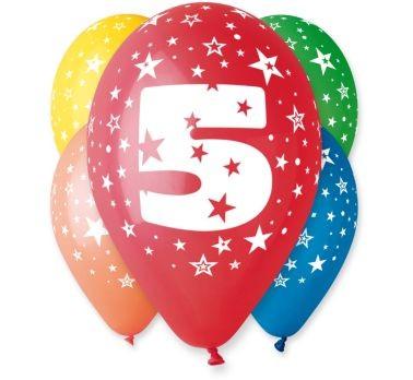 """balon """"5"""" 2 zł / szt lub 5 zł z helem"""
