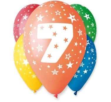 """balon """"7"""" 2 zł / szt lub 5 zł z helem"""