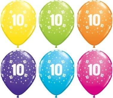 """balon """"10"""" 2 zł / szt lub 5 zł z helem"""