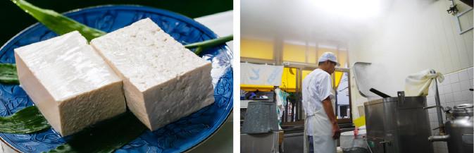 昔ながらの「絹ごし豆腐・木綿豆腐」