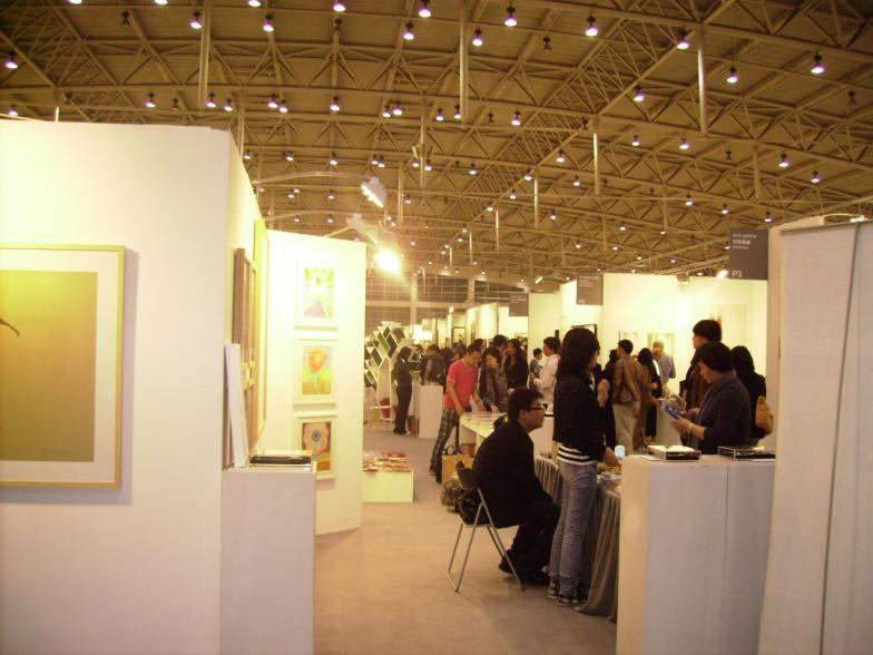 Pekín. Shows Carmen Moreno, Exposiciones, Ferias