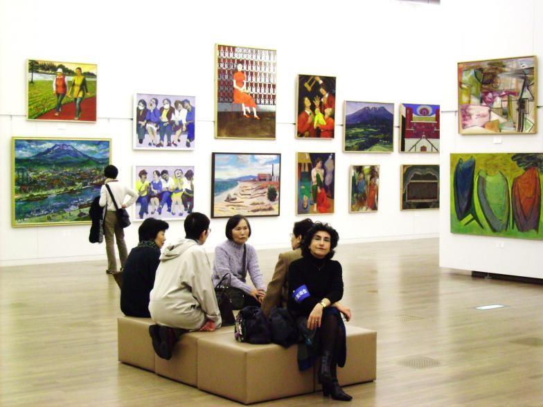 Shows Carmen Moreno, Exposiciones, Ferias