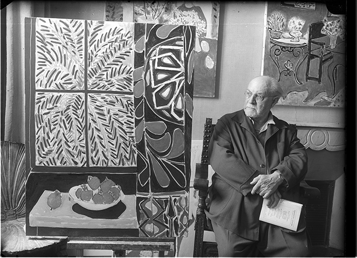 Henri Matisse ©Estate Michel Sima