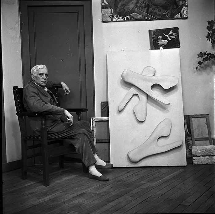 Georges Braque ©Estate Michel Sima