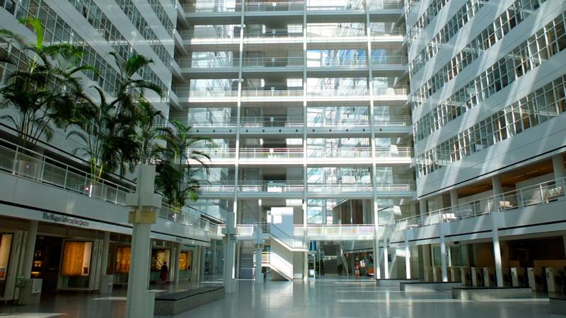 Stadhuis (Rathaus) von Den Haag