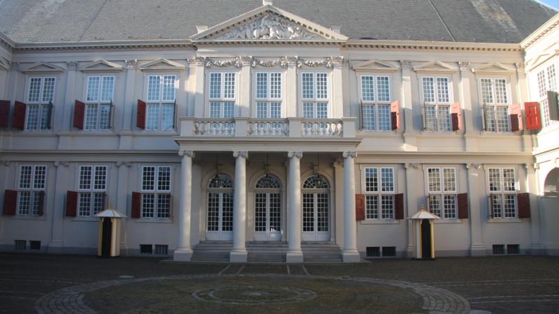 Palast Noordeinde Den Haag