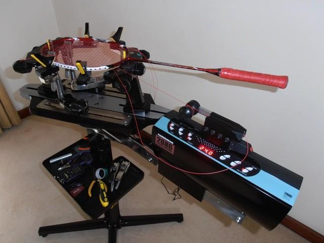 +/- 0.1lbs string tension setup accuracy