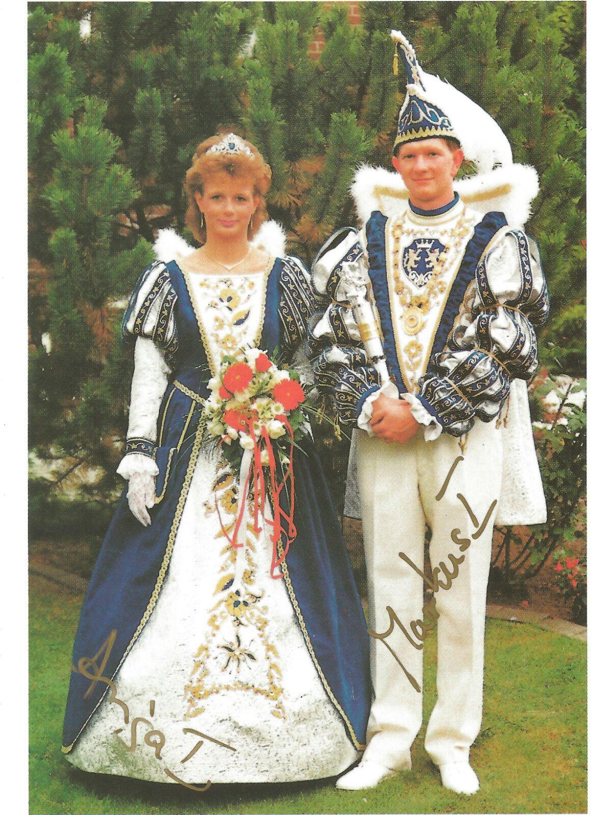 Markus Borgert & Anja Schäfer, geb. Krüger
