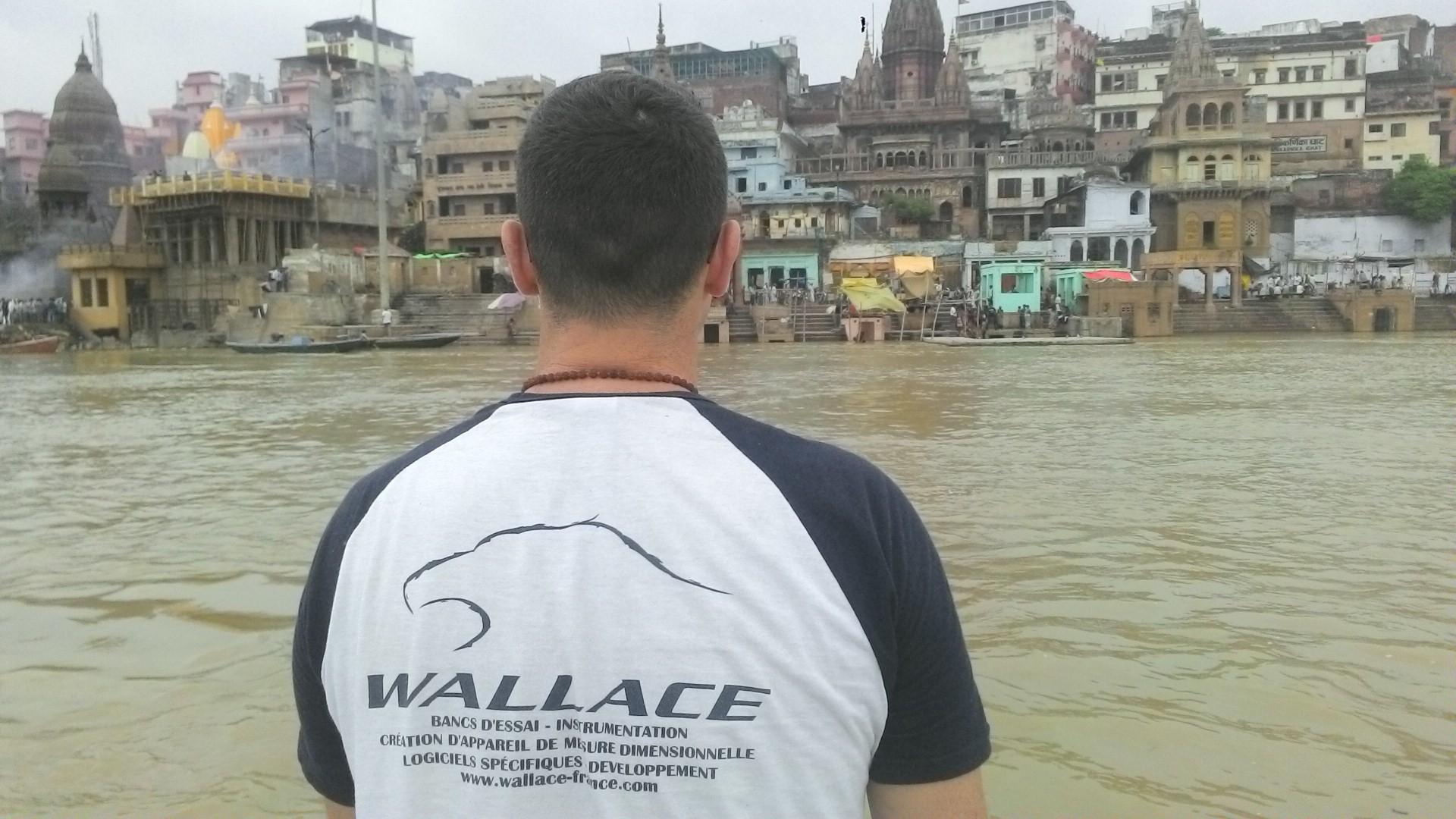 Un SOFD en Inde, incroyale détour par Varanasi (Bénarès), Namaste !