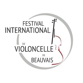 Festival de Violoncelle de Beauvais, logo beauvais, graphiste Beauvais, Jon Pitre, Ubique Zone