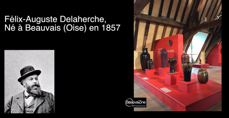 Auguste Delaherche MUDO vidéo