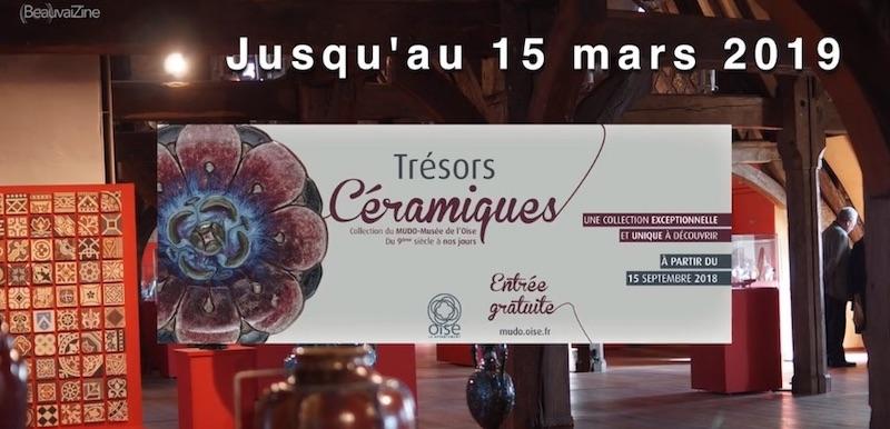Exposition musée de l'Oise, MUDO Céramiques