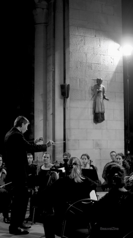 Bartosz Staniszewsk, jeune symphonie de Pologne, cantus Felix, beauvais