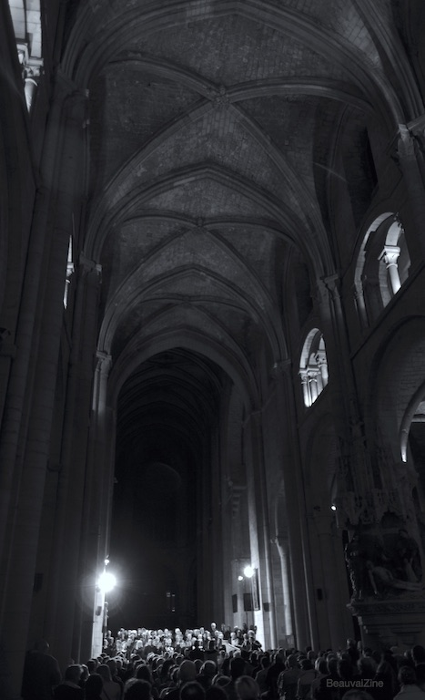 concert cantus Felix, beauvais, Yves delécluse,église Saint-Étienne de Beauvais