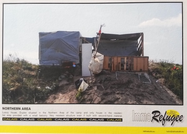 ImmoRefugee, Marco Tibério, Maria Guetti, Photaumnales 2018, beauvais, diaphane
