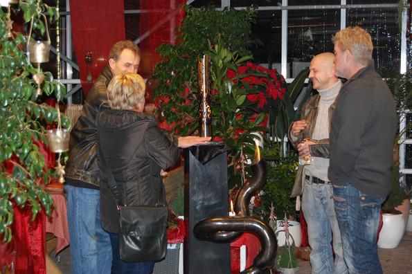 Adventsausstellung bei Kohnfloristik - Uelzen 2012