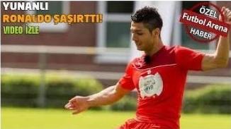 Yunan Ronaldo Saki