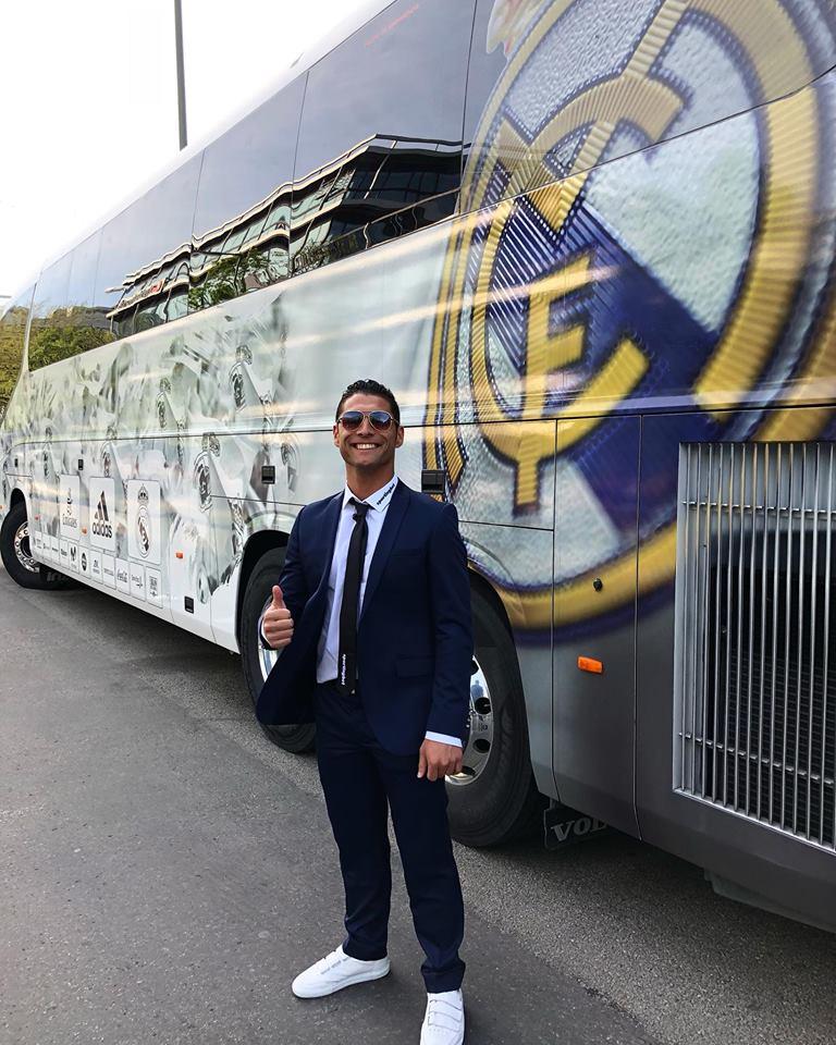 Saki Ronaldo Double Lookalike Sat1 Frühstücksfernsehen