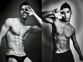 Cristiano Ronaldo look a like