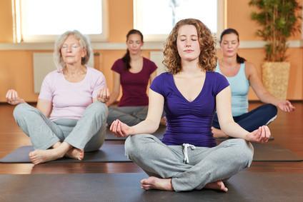マインドフルネス、瞑想