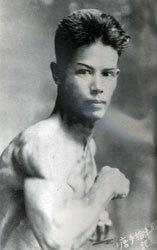 Uehara sensei at the age of 35