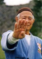 Uehara sensei on the cover of Bu no mai
